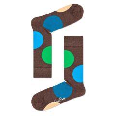 Happy Socks Κάλτσες ανδρικές Happy Socks Γκρι JUB01-6300