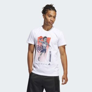 adidas Performance Adidas Donovan Geek Up Ανδρικά T-shirt (9000046322_1539)