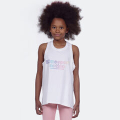 BODY ACTION Body Action Girls Racer Tank Top (9000050111_1898)