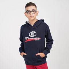 Champion Champion Παιδικό Φούτερ με Κουκούλα ()
