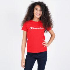 Champion Champion Crewneck Παιδικό T-Shirt (9000049461_44662)