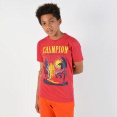 Champion Champion Crewneck Kids T-Shirt - Παιδικό Μπλουζάκι (9000025645_37989)