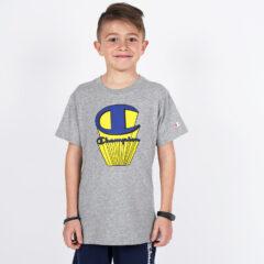 Champion Champion Crewneck Kids' T-Shirt (9000049435_29652)