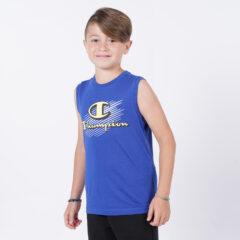 Champion Champion Sleeveless Crewneck Παιδική Μπλούζα (9000071123_8275)