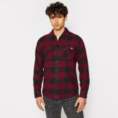 DICKIES Dickies New Sacramento Shirt Maroon (9000085763_14856)