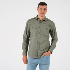 Emerson Emerson Men's Cotton Shirt (9000054104_1985)