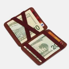 Hunterson Hunterson Magic Wallet RFID - Δερμάτινο Πορτοφόλι (9000063536_3359)
