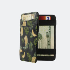 Hunterson Hunterson Magic Wallet RFID - Δερμάτινο Πορτοφόλι (9000063540_3022)