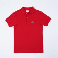 Lacoste Lacoste Παιδικό Polo T-Shirt Κόκκινο (9000052152_1634)