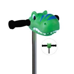 Micro Micro ScootaHeadz Green Dino - Αξεσουάρ Για Πατίνι (9000041062_42009)