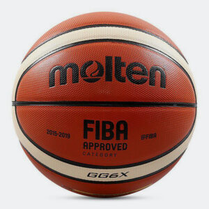 Molten Molten Leather Μπάλα Μπάσκετ Εσωτερικού No 6 (9000021649_30683)