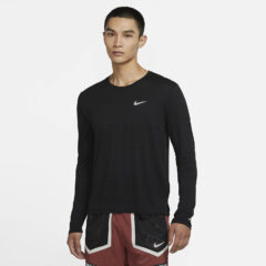 Nike Nike Dri-FIT Miler Ανδρική Μακρυμάνικη Μπολύζα (9000056462_8621)