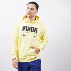 puma Puma Rebel Hoodie Sweater Ανδρική Μπλούζα Με Κουκούλα (9000072768_48494)