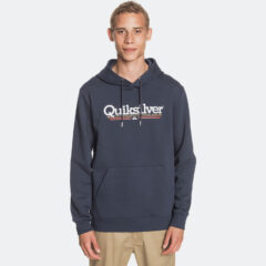 Quiksilver Quiksilver Tropical Lines Ανδρική Μπλούζα με Κουκούλα (9000064291_23190)