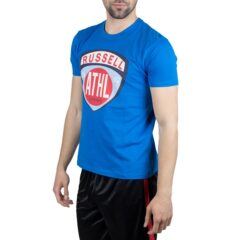 Russell Athletic RUSSELL SHIELD S/S CREWNECK TEE SHIRT