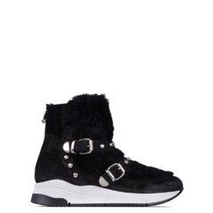 JANET SPORT Sneakers γυναικεία Janet Sport Μαύρο