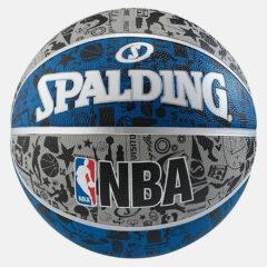 Spalding Spalding Nba Graffiti Ball Rubber Νο. 7 (9000042647_42557)