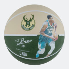 Spalding Spalding New Nba Player Bucks Giannis Antetokounmpo No7 (9000030082_38965)