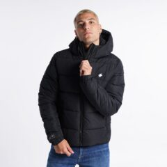 Superdry Superdry Hooded Sports Puffer Aνδρικό Μπουφάν (9000086586_1469)