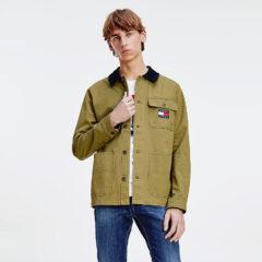 Tommy Jeans Tommy Jeans Badge Worker Jacket Ανδρικό Μπουφάν (9000074756_45078)
