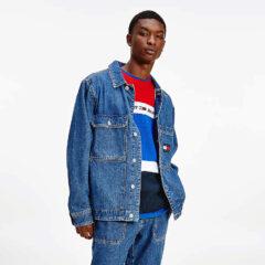Tommy Jeans Tommy Jeans Boxy Shirt Jacket Ae731 Svmbr (9000088507_49170)