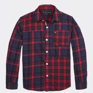Tommy Jeans Tommy Jeans Mixed Check Shirt (9000039815_41819)