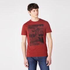 Wrangler Wrangler Motel Ανδρικό T-Shirt (9000066695_49498)