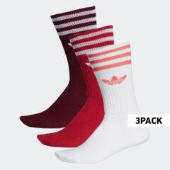 adidas Originals adidas Originals 3 Pairs Unisex Crew Socks - Unisex Κάλτσες (9000031747_39440)