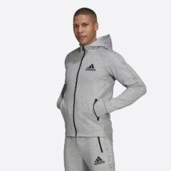 adidas Performance adidas Performance Aeroready Designed To Move Sport Motion Logo Ανδρική Ζακέτα Με Κουκούλα (9000089860_7748)