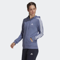 adidas Performance adidas Performance Essentials French Terry 3-Stripes Γυναικεία Ζακέτα (9000083240_54050)