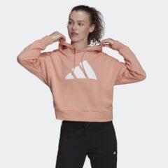 adidas Performance adidas Performance Future Icon Γυναικείο Φούτερ με Κουκούλα (9000083329_53997)