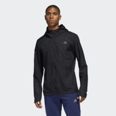 adidas Performance adidas Performance Own The Run Hooded Wind Ανδρική Ζακέτα (9000058798_1469)