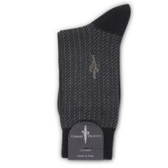 CESARE PACIOTTI Κάλτσες ανδρικές Cesare Paciotti Μαύρο