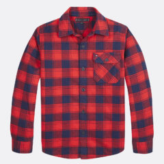 Tommy Jeans Tommy Jeans Dg Flannel Check Shirt (9000039798_6938)