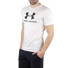 Under Armour UNDER ARMOUR SPORTSTYLE LOGO SS T-SHIRT